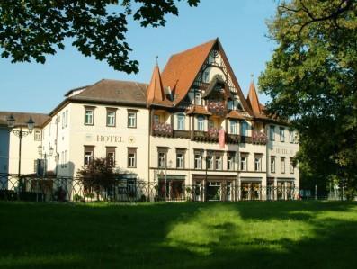 solewerk Hotel Sachsischer Hof, Schmalkalden-Meiningen