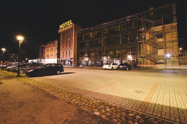 Promenade, Liepaja