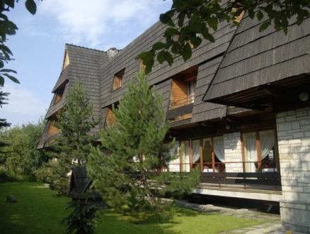 Hotel Boruta, Tatra