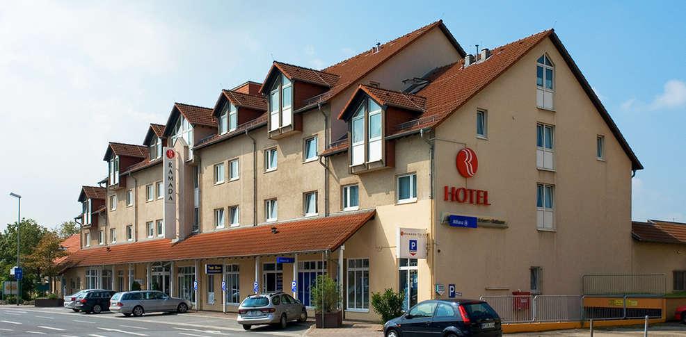 H+ Hotel Lampertheim, Bergstraße