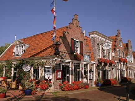 Hotel & Restaurant De Fortuna, Edam-Volendam