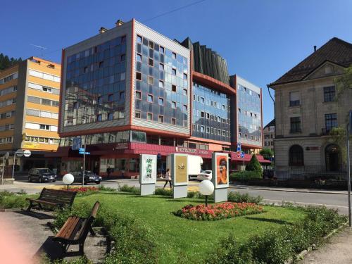 Hotel des Trois Rois, Le Locle