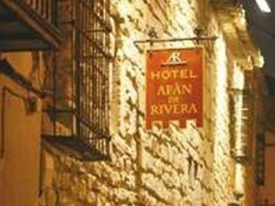 Hotel Afan de Rivera, Jaén