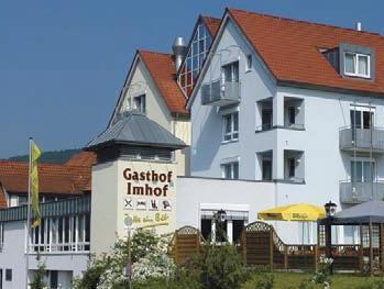 Hotel Imhof, Main-Spessart