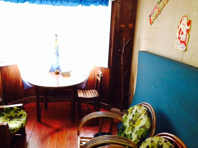 Grandma's Yellow House, Sagada