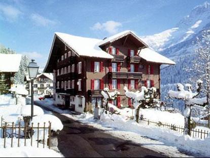 Hotel des Alpes, Monthey