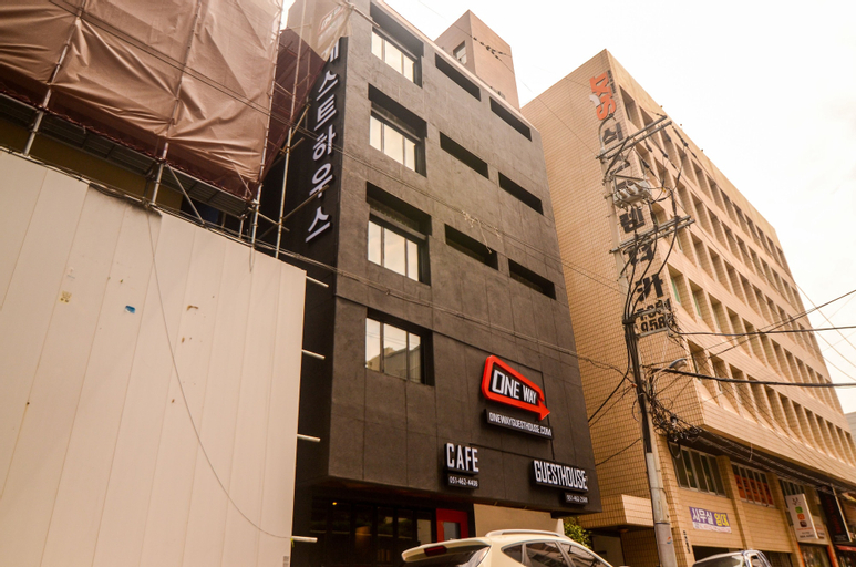 One Way Guesthouse Busan - Hostel, Dong
