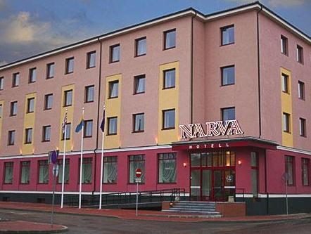 Narva Hotell, Narva