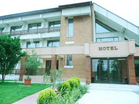 President Hotel, Scornicesti