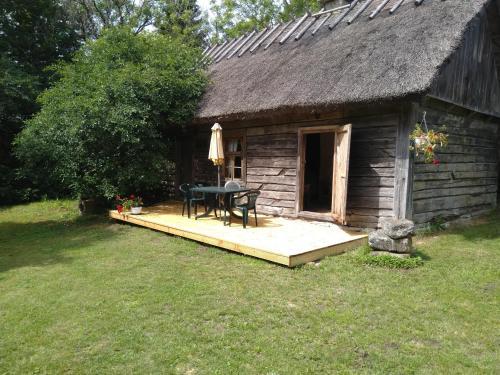 Paali cottages, Pöide