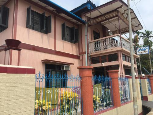 Blue Cloud Guesthouse - Burmese Only, Thaton