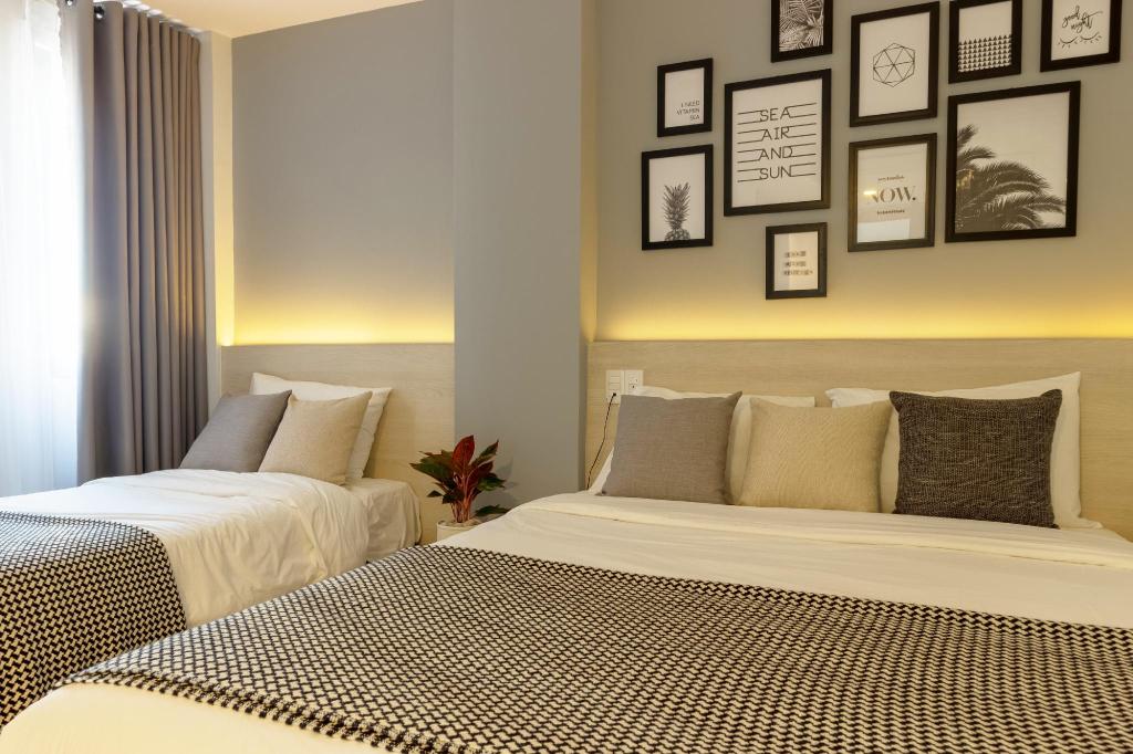 Pergola Design Hotel, Sơn Trà