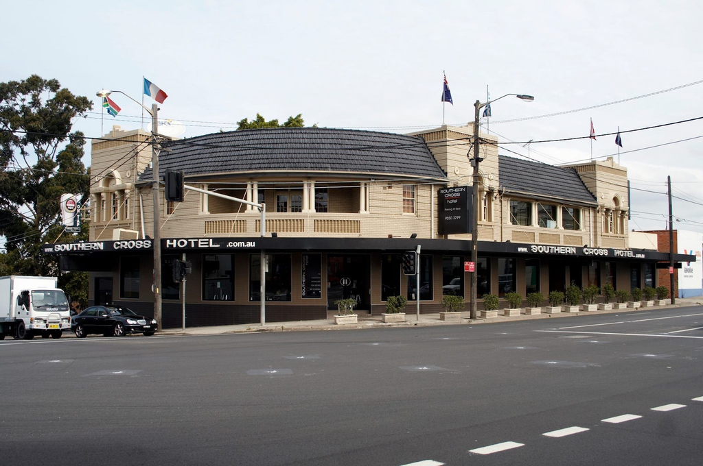 Southern Cross Hotel, Marrickville