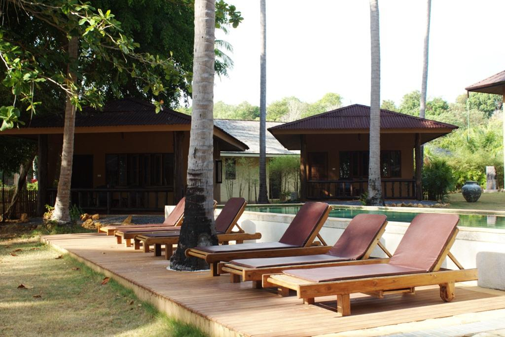 Melina's Beach Front Bungalows, Muang Krabi
