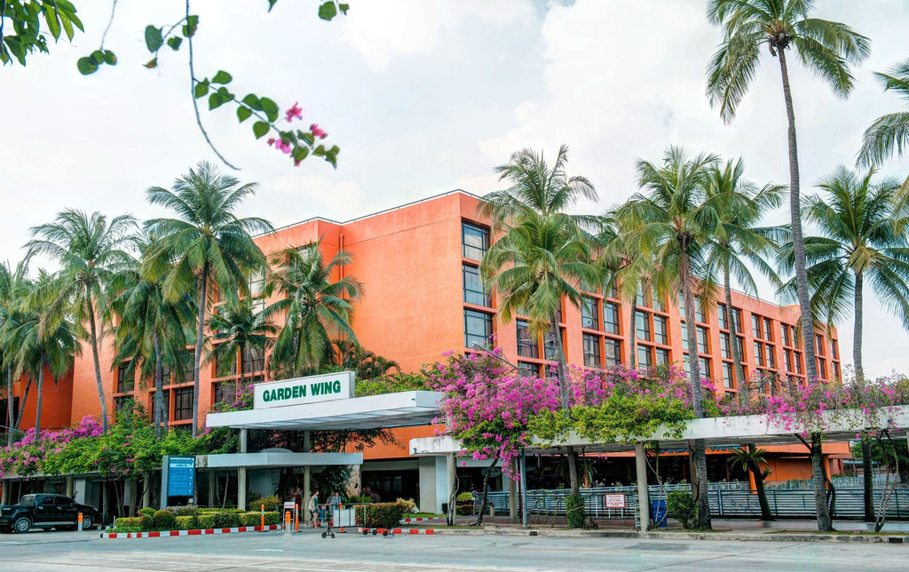 Ambassador City Jomtien Pattaya (Garden Wing), Sattahip