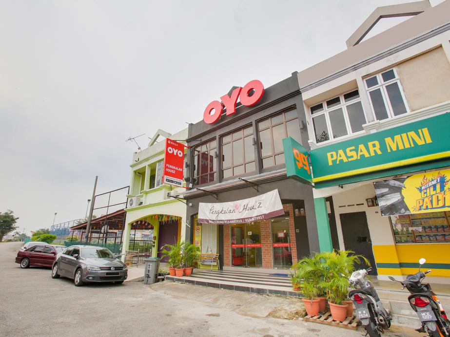 OYO 89414 Pengkalan Housz, Alor Gajah