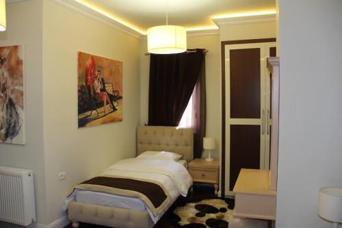Hotel Vila Alfa, Korçës