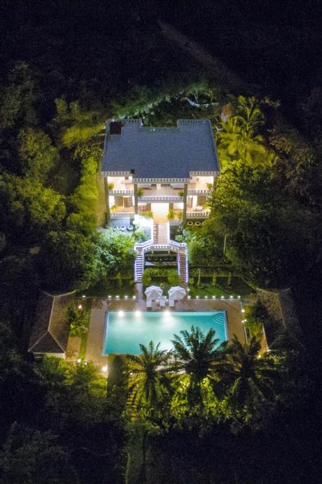Villa Gardenia , Kaeb