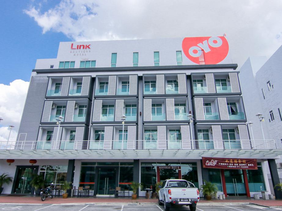 OYO 89848 Link Boutique Hotel, Kota Melaka