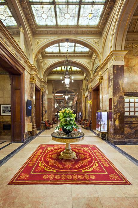 Hotel Metropole, Bruxelles