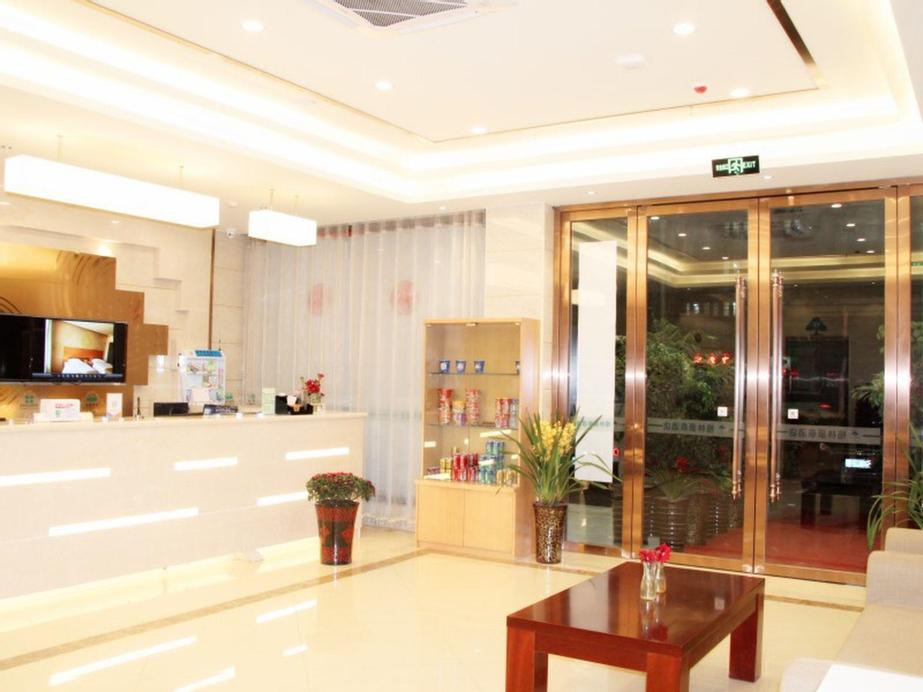 GreenTree Inn Huoshan  Yingjia Avenue Business, Lu'an