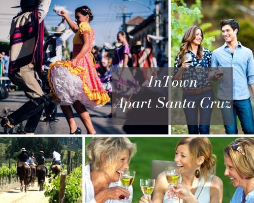 InTown Apart Santa Cruz, Colchagua