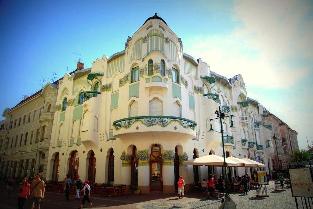 Vén Diófa De Lux Vendégház, Szeged