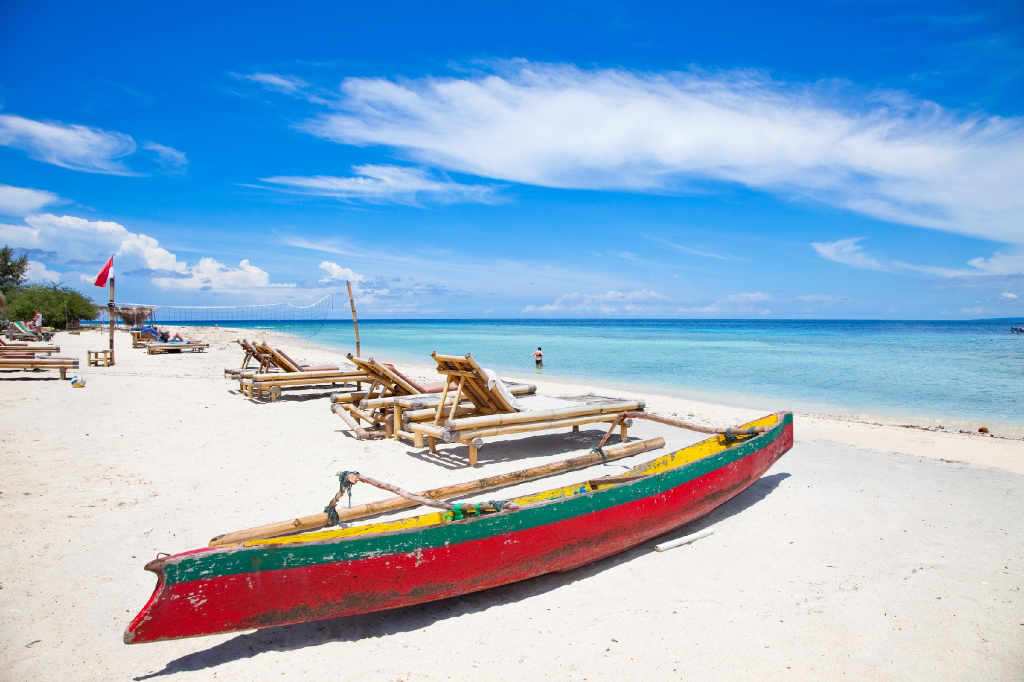 Gili Air Bungalows, Lombok