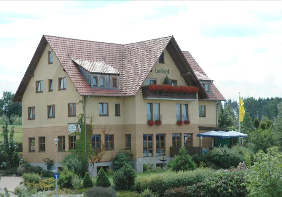 Landhotel Kirchberg, Schwäbisch Hall