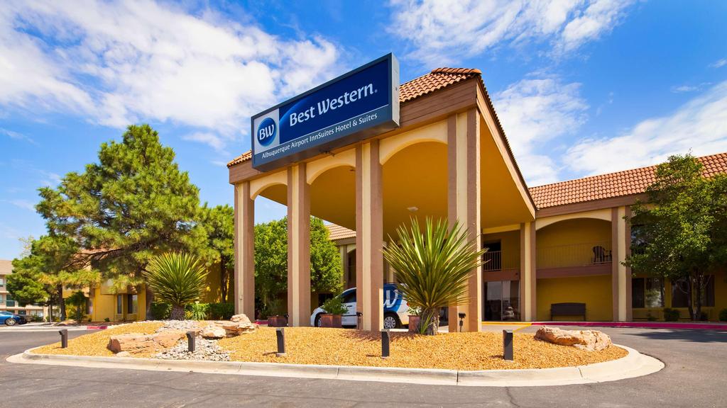 BW Airport Albuquerque Inn Hotel & Suites, Bernalillo
