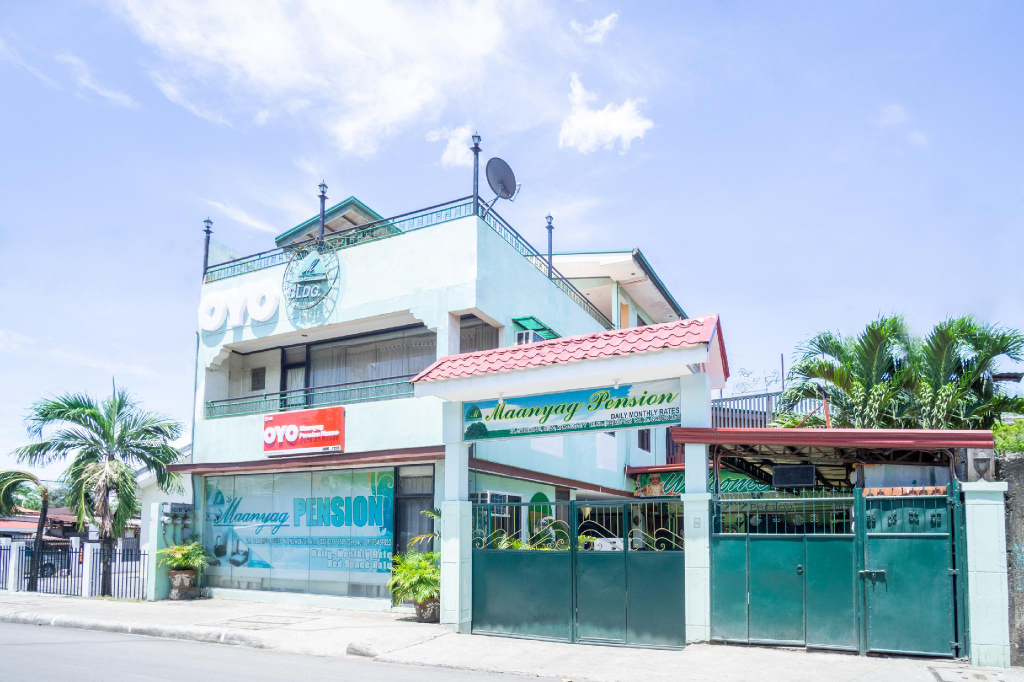 OYO 166 Maanyag Pension House, Mandaue City