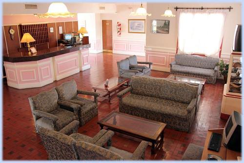 Hotel Lihuel Calel, Capital