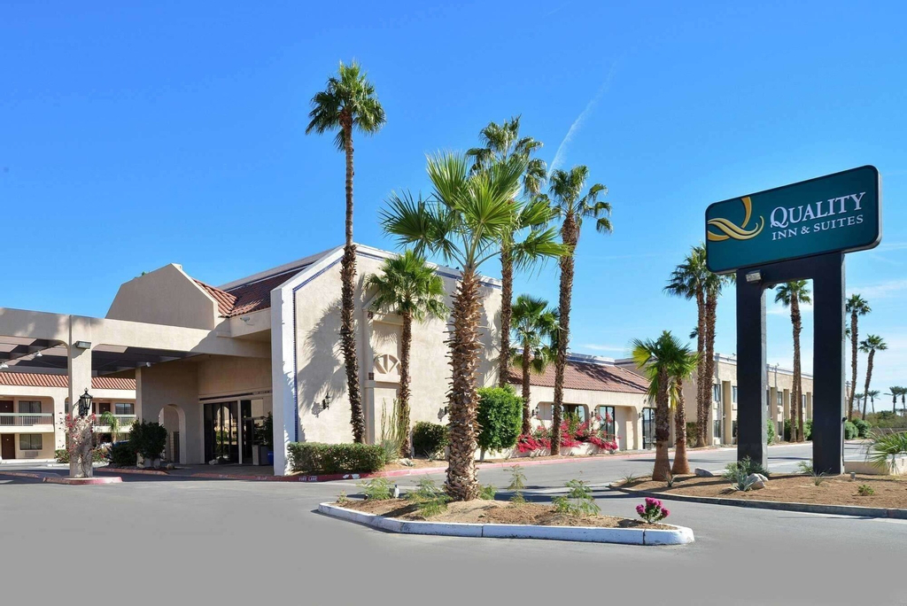 Quality Inn & Suites Indio I-10, Riverside