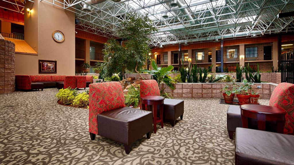 BW Alexandria Inn & Suites & Conf. Center, Rapides