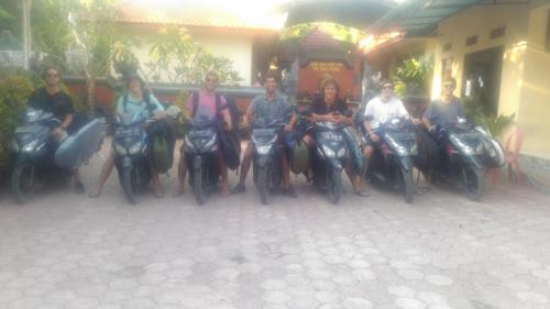 Kawi Asih Home Stay, Klungkung