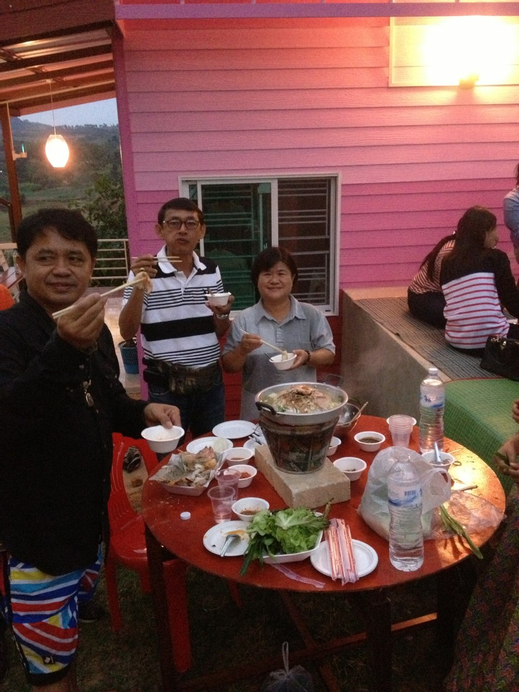 Charm TalaMok, Khao Kho