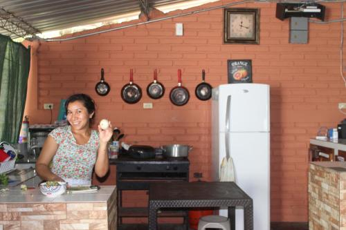 Kali Guest House, Tamanique