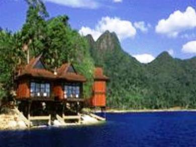 Mutiara Pedu Lake, Padang Terap