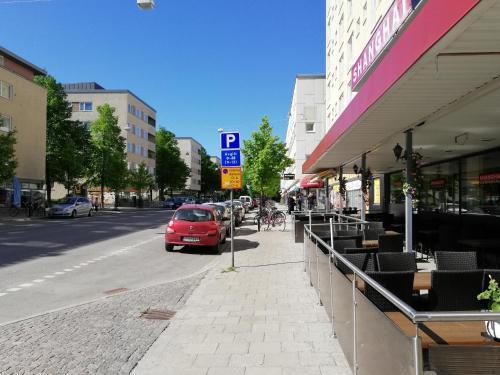 Sodra Stations Vandrarhem, Örebro