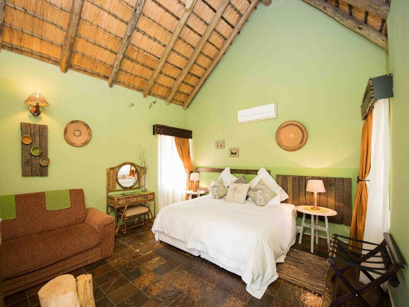 Mziki Safari Lodge, Bojanala