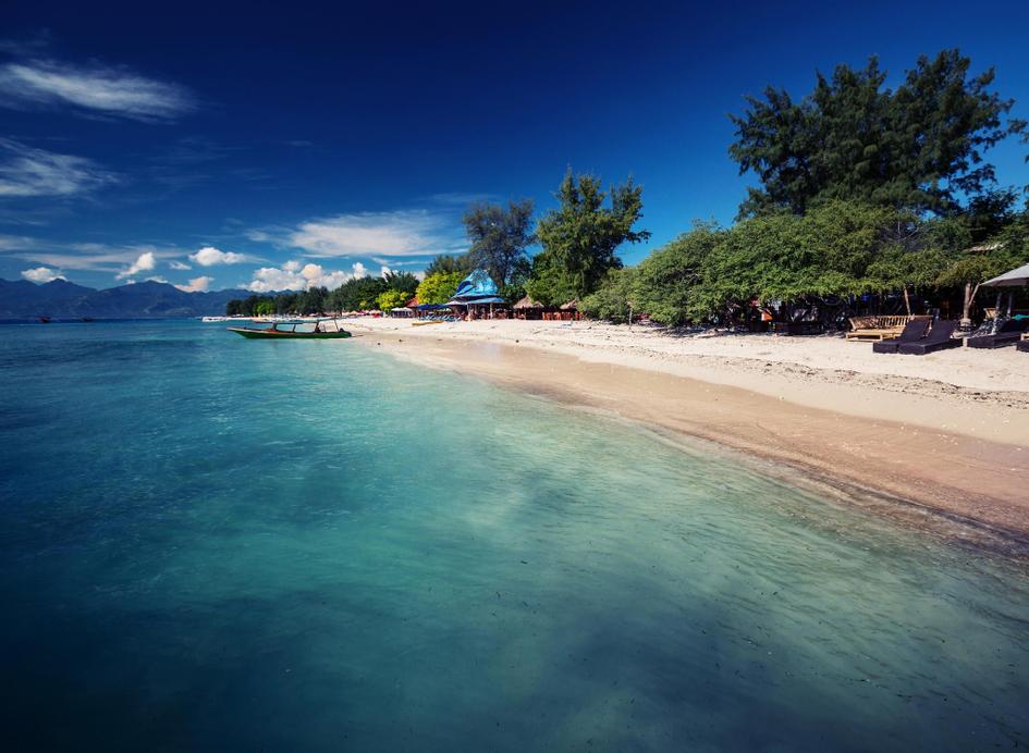 Giliran Side Villa, Kepulauan Gili