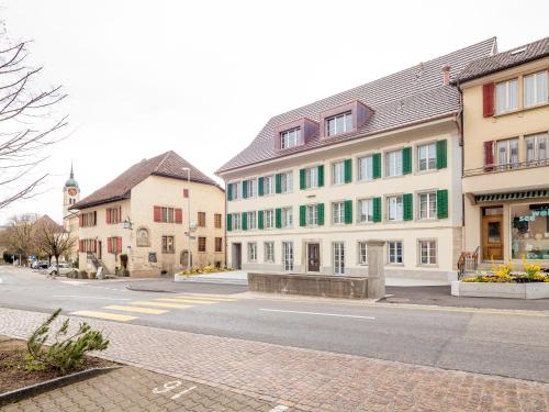 Hotel & Apartments Baren, Lenzburg