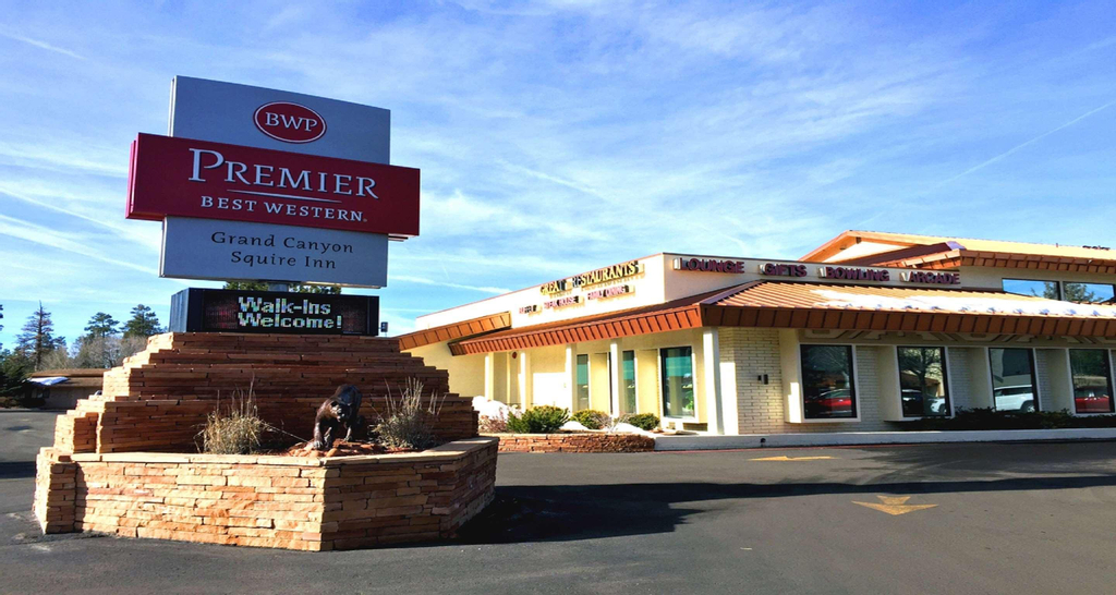 Best Western Premier Grand Canyon Squire Inn, Coconino