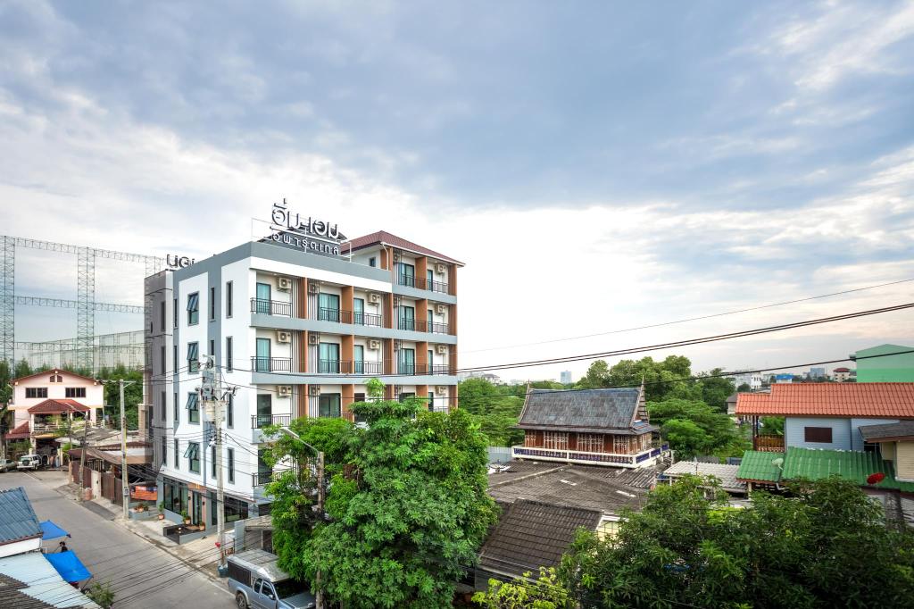 Im-aim Apartel Tha Sai Nonthaburi Thailand, Muang Nonthaburi