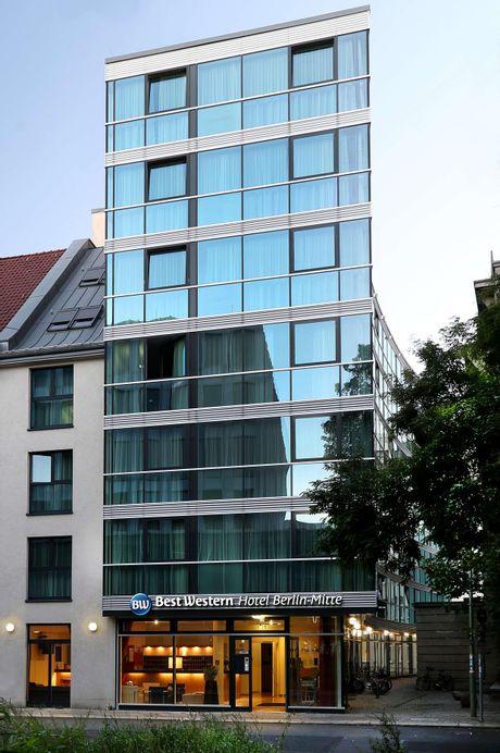 Best Western Hotel Berlin-Mitte, Berlin