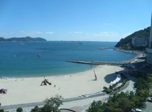 Songdo Beach Tourist Hotel, Saha