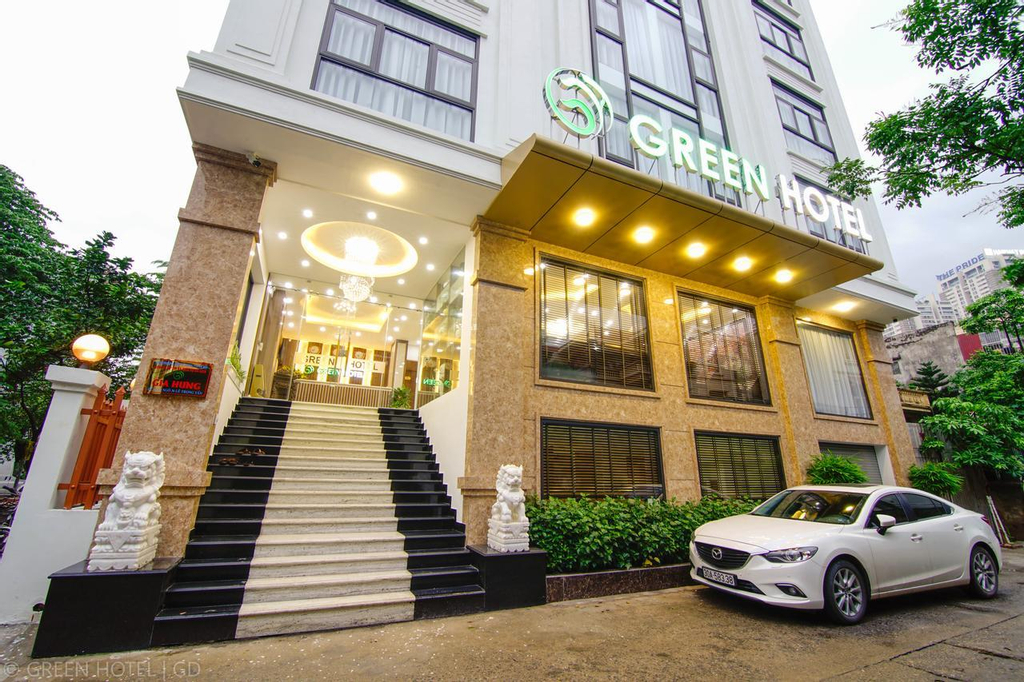 Green Hadong Hotel, Hà Đông