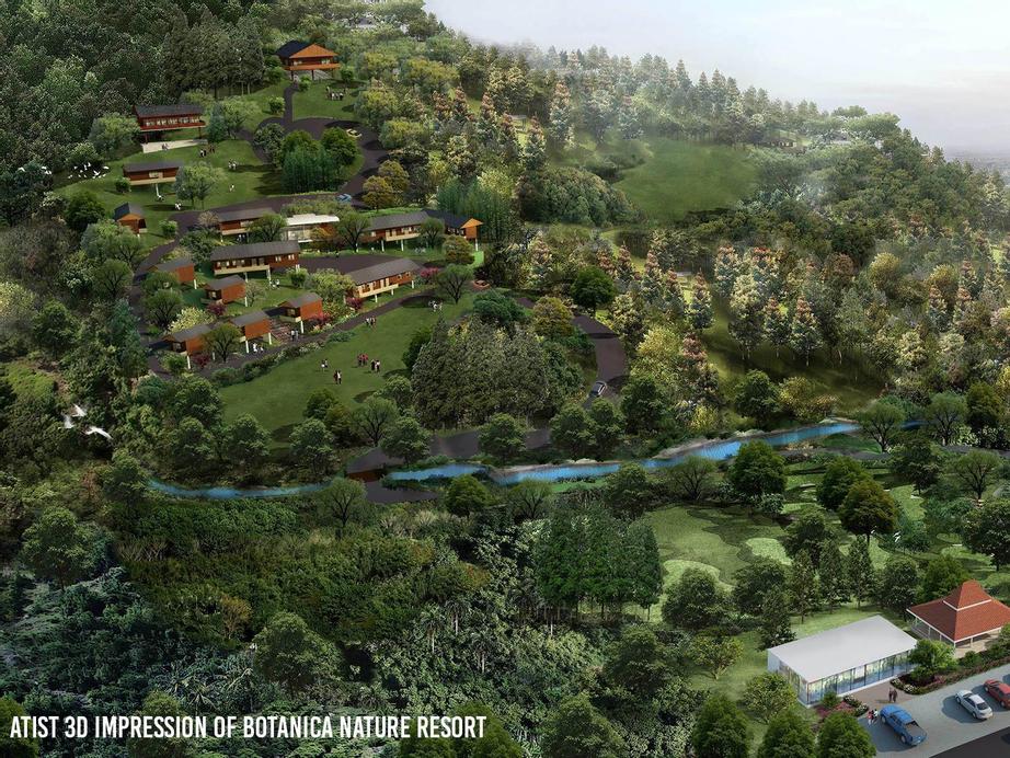 Botanica Nature Resort Manado, Bitung