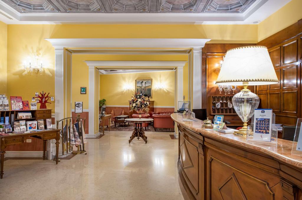Best Western Ai Cavalieri Hotel, Palermo