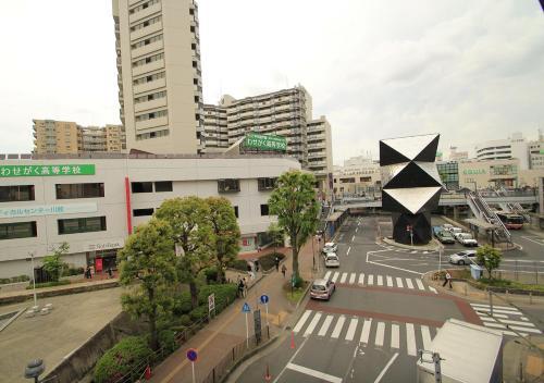 Capsule In Kawagoe, Kawagoe